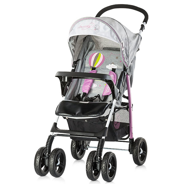Carucior Baby Max Carolina Roseash 2016