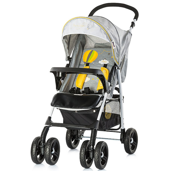 Carucior Baby Max Carolina Yellow 2016