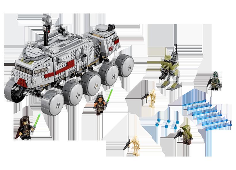 Clone Turbo Tank (75151)