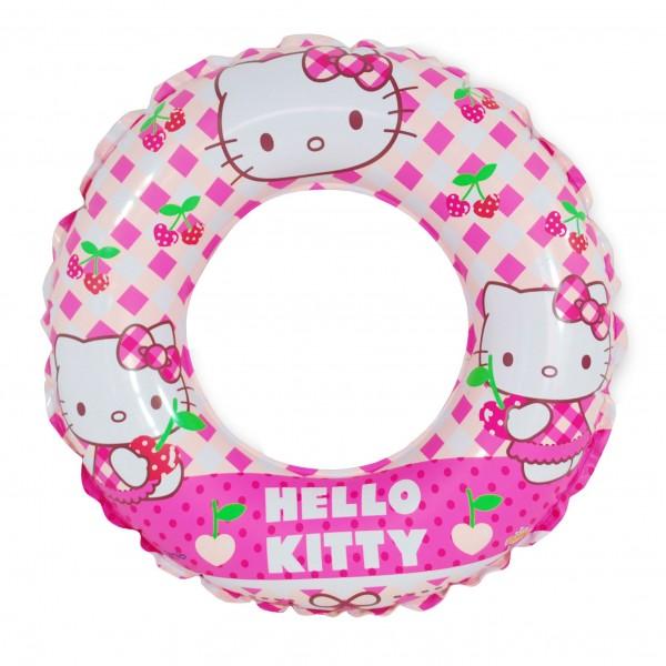 Colac inot copii 50cm Saica Hello Kitty imagine