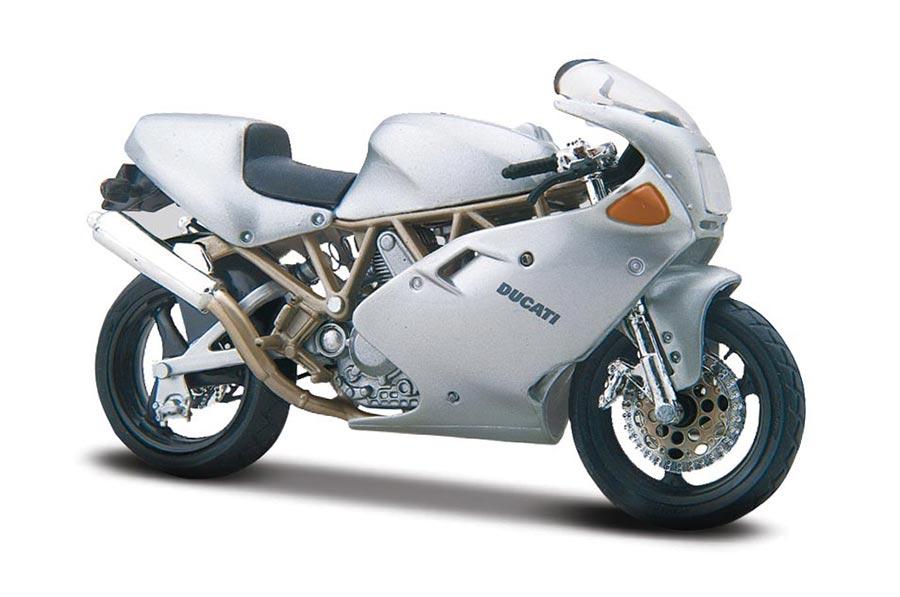 Ducati Supersport 900FE - argintiu - 118 Cycle