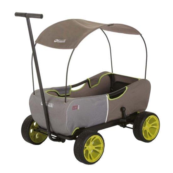 Vehicul Pentru Doi Copii Eco Mobil Forest