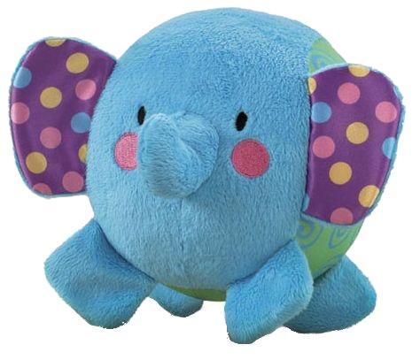 Mingiuta Elefant cu clopotel Fisher-Price
