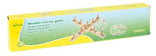 Joc X si 0 din lemn