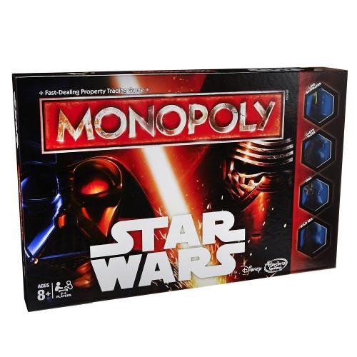 Joc de Societate Monopoly Star Wars