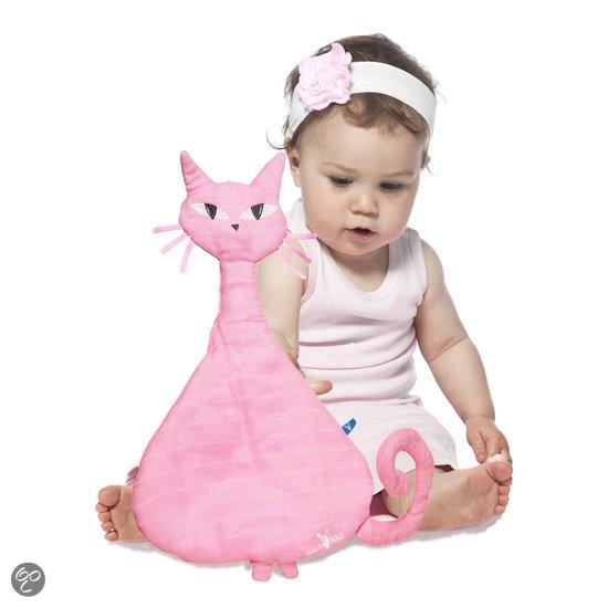 Jucarie Soft Cerise Pink  Wallaboo