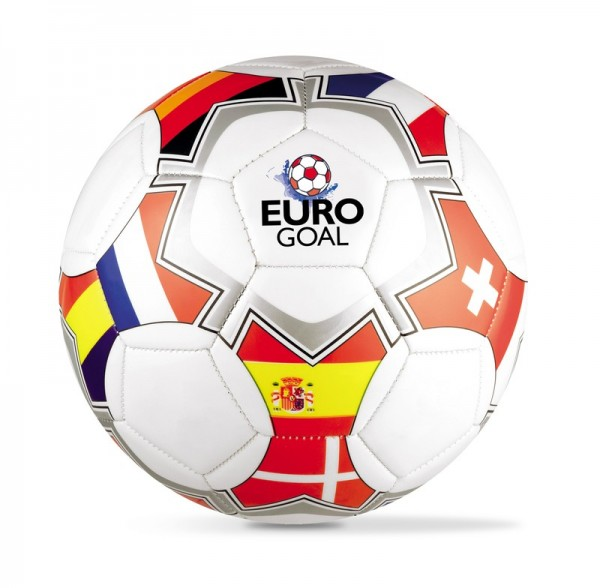 Minge Mondo fotbal piele marimea 5 Euroflags