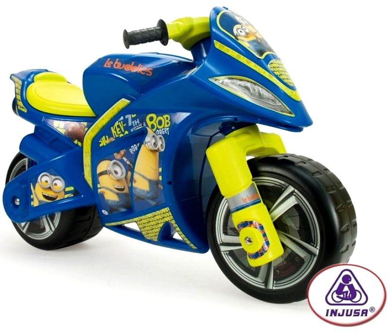 Motocicleta fara pedale Winner Minions