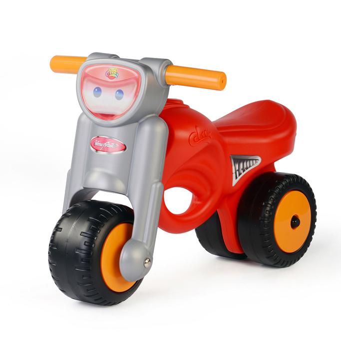 Motocicleta rosie Coloma