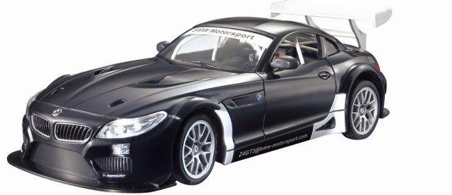 Minimodel RC 124 BMW Z4 GT3 - negru