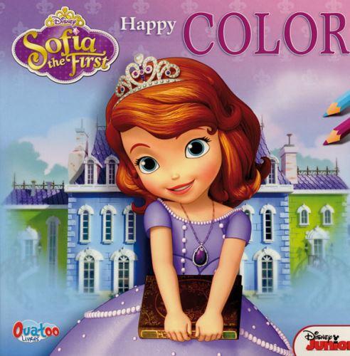 OUACarte de colorat PRINTESA SOPHIA