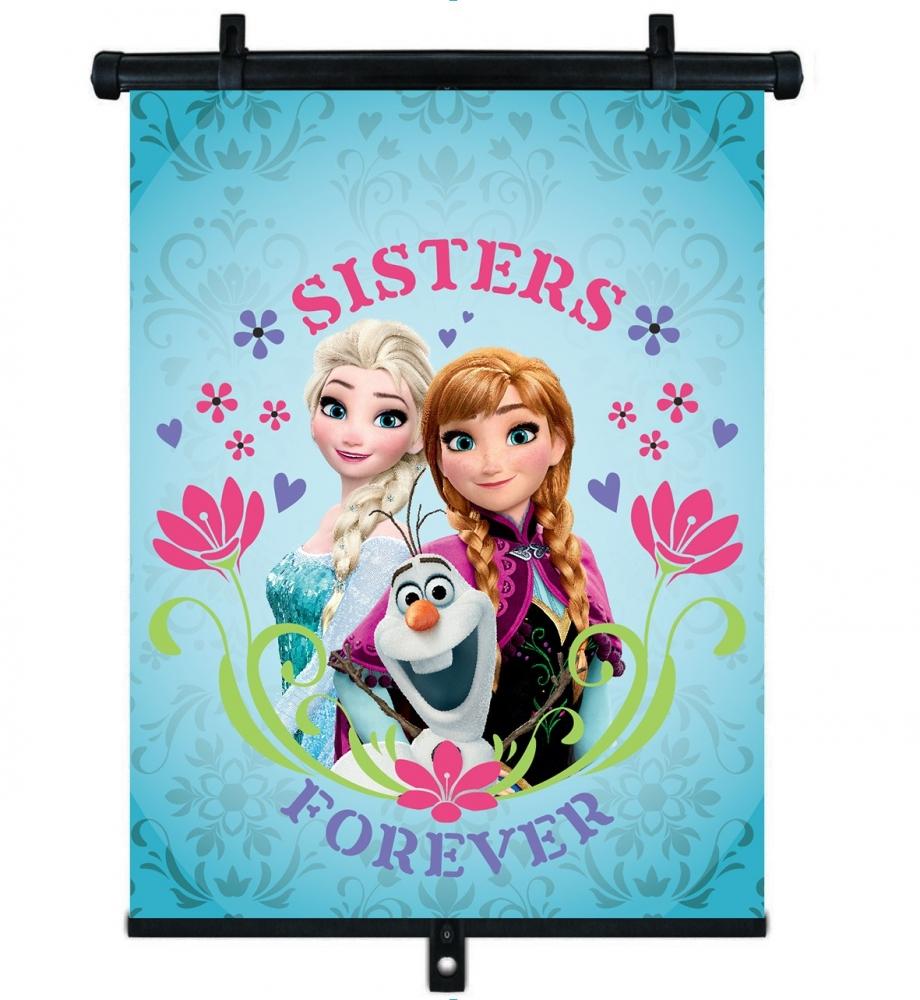 Parasolar auto retractabil Disney Frozen 1 buc SEVEN