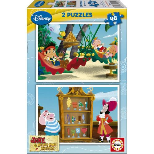 Puzzle Jake and The Neverland Pirates 2x48