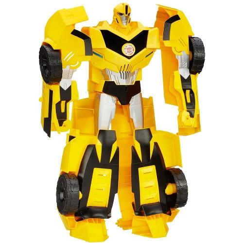 Robot Transformers Robots in Disguise Super Bumblebee