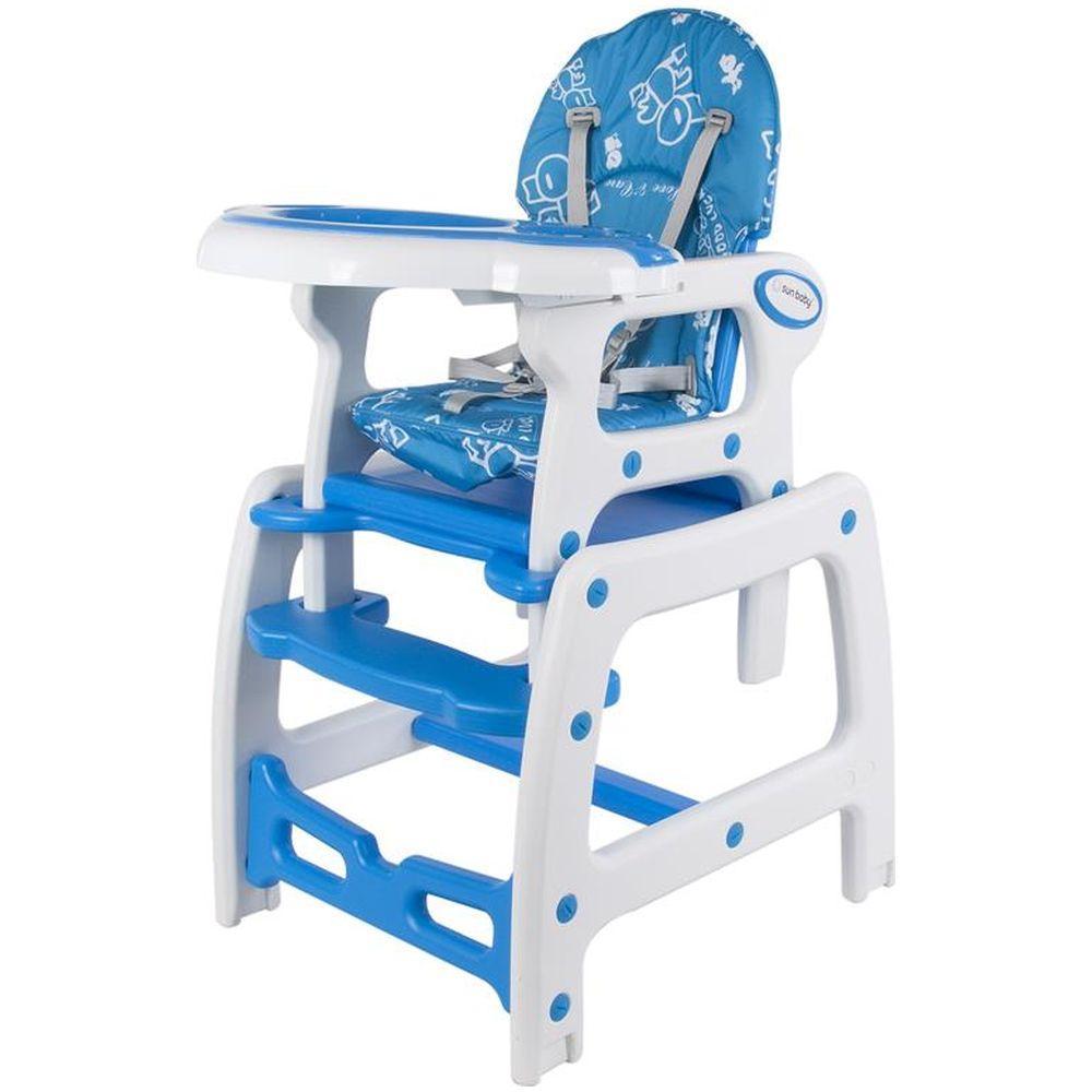 Scaun De Masa Multifunctional Abrielle Sun Baby Albastru