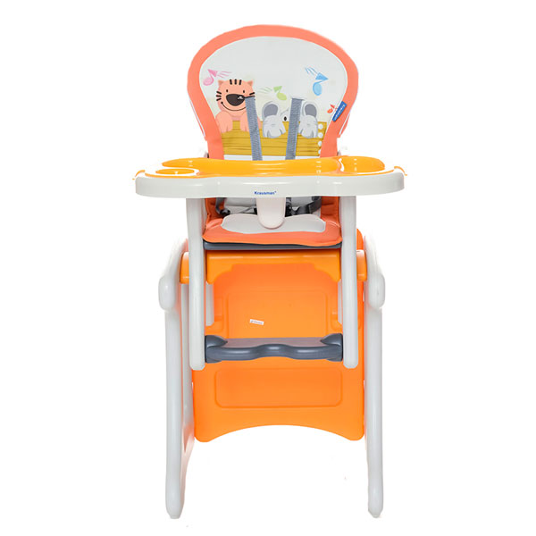 Scaun de masa multifunctional Lofty Orange