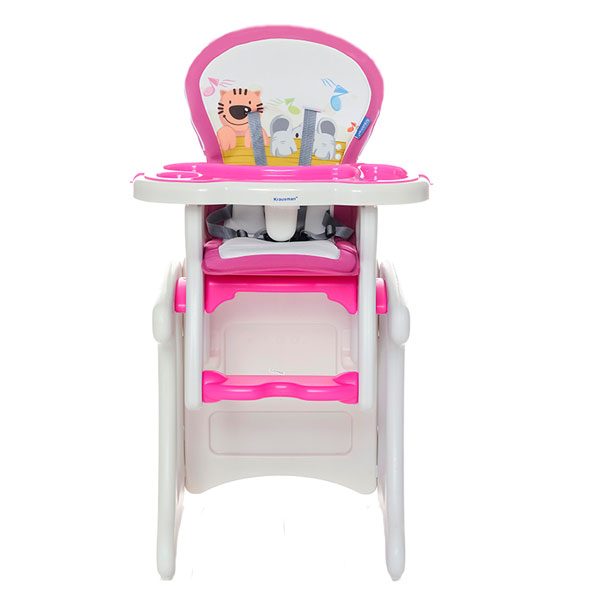 Scaun de masa multifunctional Lofty Pink