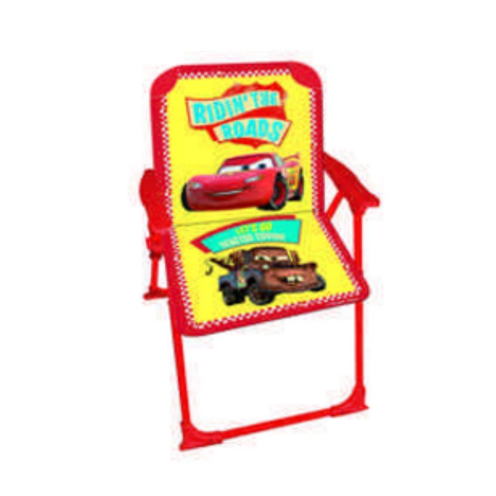 Scaun pliabil 37x25x26 cm Disney Cars