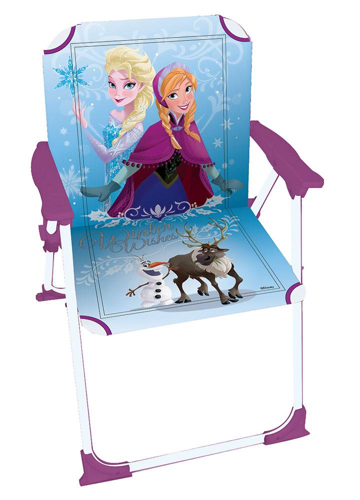 Scaun pliabil 37x25x26 cm Disney Frozen