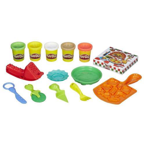 Set Plastilina Play-Doh Petrecerea cu Pizza