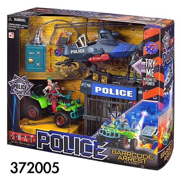 Set de lupta Politie