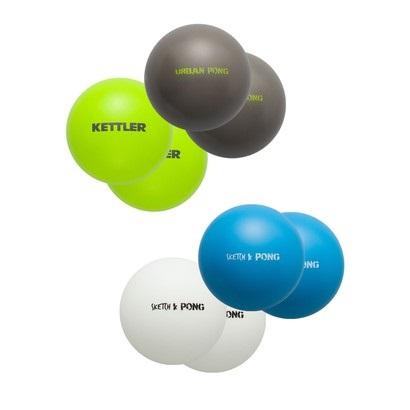 Set mingi tenis de masa colorate