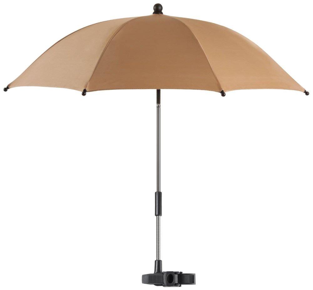 Umbreluta solara pentru carucioare bej REER 72150