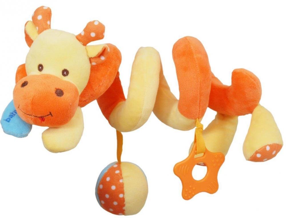 Spirala cu jucarii Giraffe