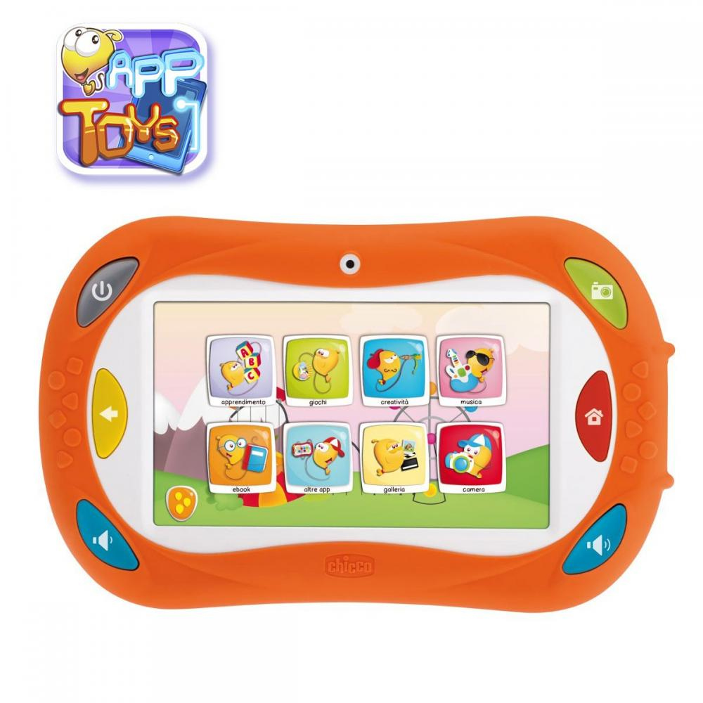 Tableta Chicco App Happy Tab Blocks 18luni+