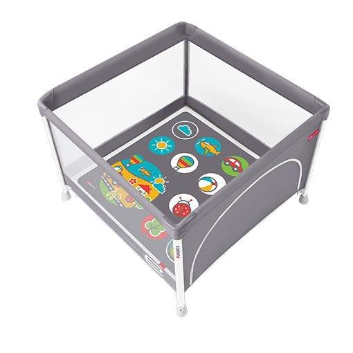 Tarc de joaca Espiro Funbox Grey