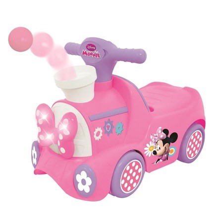 Trenulet Ride On Pick N Pop Minnie Kiddieland