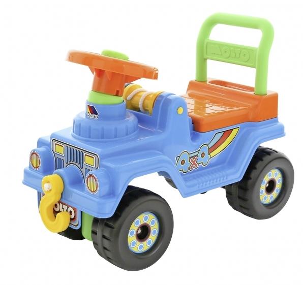 Vehicul Jeep 4 x 4, Molto