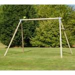 Cadru leagan 3 pozitii Roundwood Triple Swing FSC 3 PKS