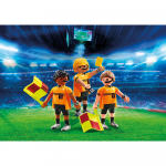 Echipa de arbitraj Playmobil