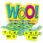 Joc educativ cu litere si numere Woo