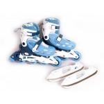 Role 3 in 1 Multi marime 30-33 albastru