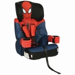 Scaun auto Spiderman 9-36 kg Grupa 1,2,3, Kids Embrace