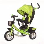 Tricicleta pentru copii Skutt Agilis Green