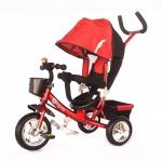Tricicleta pentru copii Skutt Agilis Red