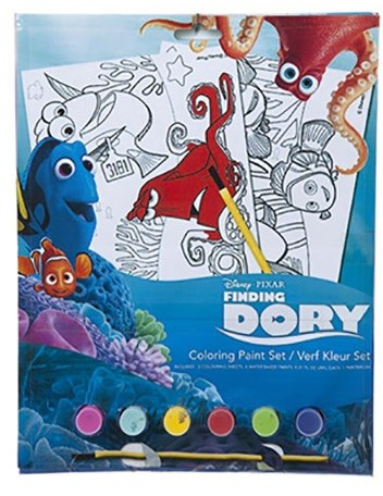Acuarele Finding Dory