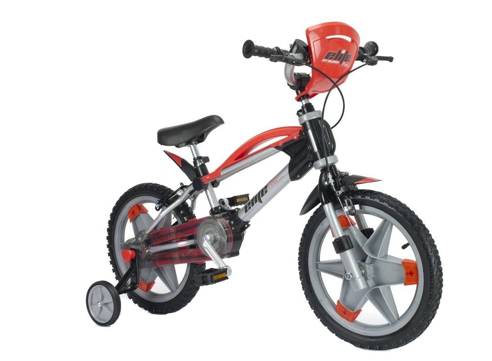Bicicleta 2 In 1 Pentru Copii Injusa Elite 16