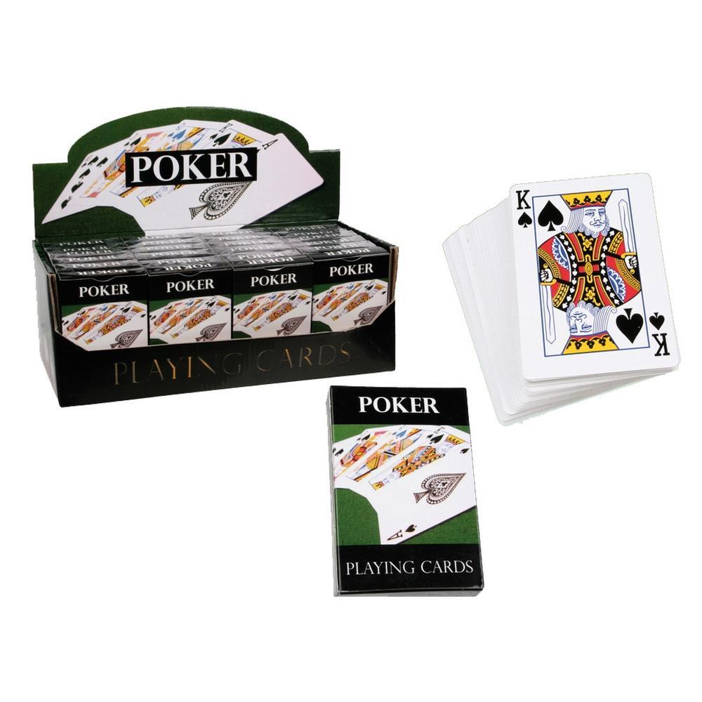 Poker ordine carti