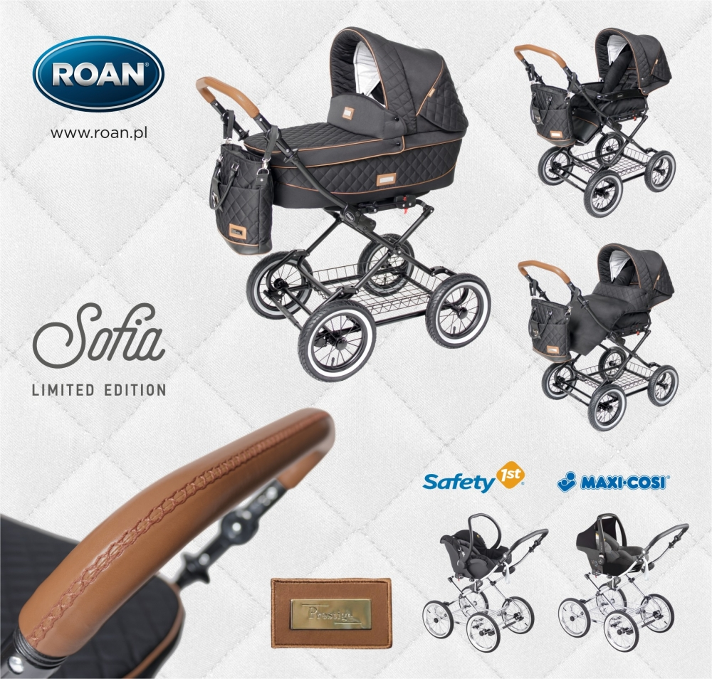 Carucior 2 in 1 Roan Sofia Limited Edition