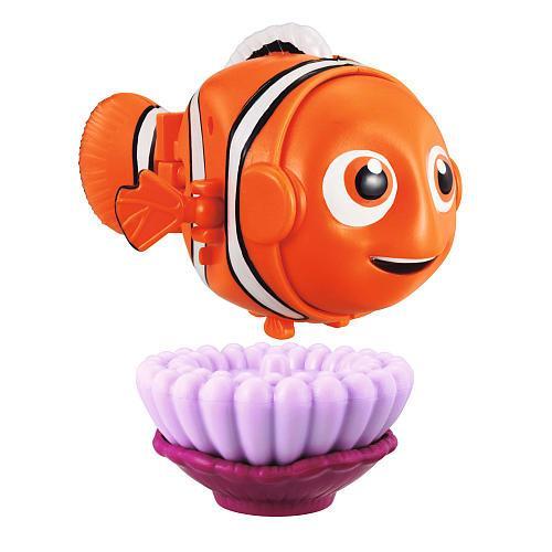 Figurina Finding Dory Hatchn Heroes - Nemo