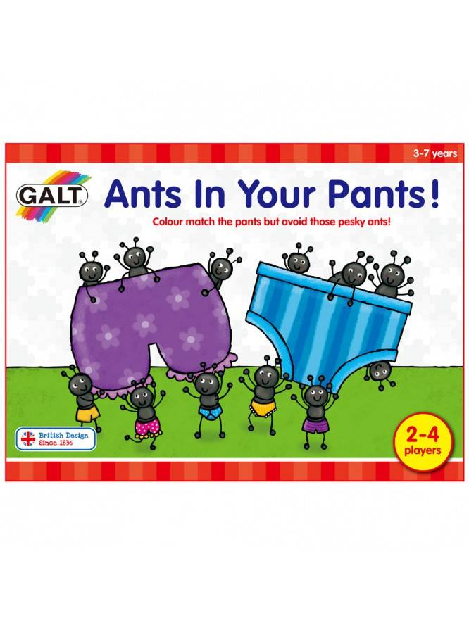 Joc interactiv - Ants in your pants