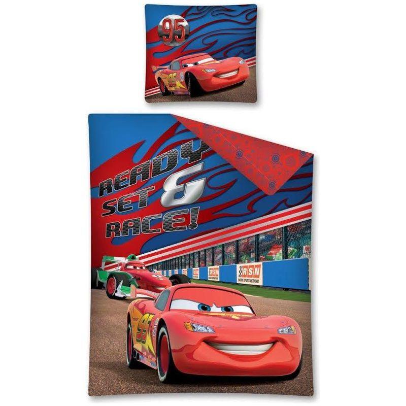 Lenjerie de pat Cars 140 x 200cm CARS16DC