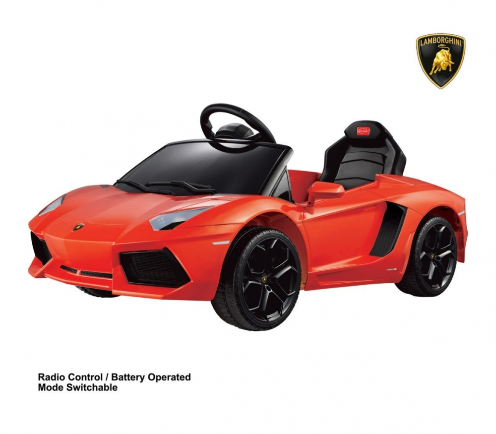 Masinuta cu acumulator Lamborghini Aventador