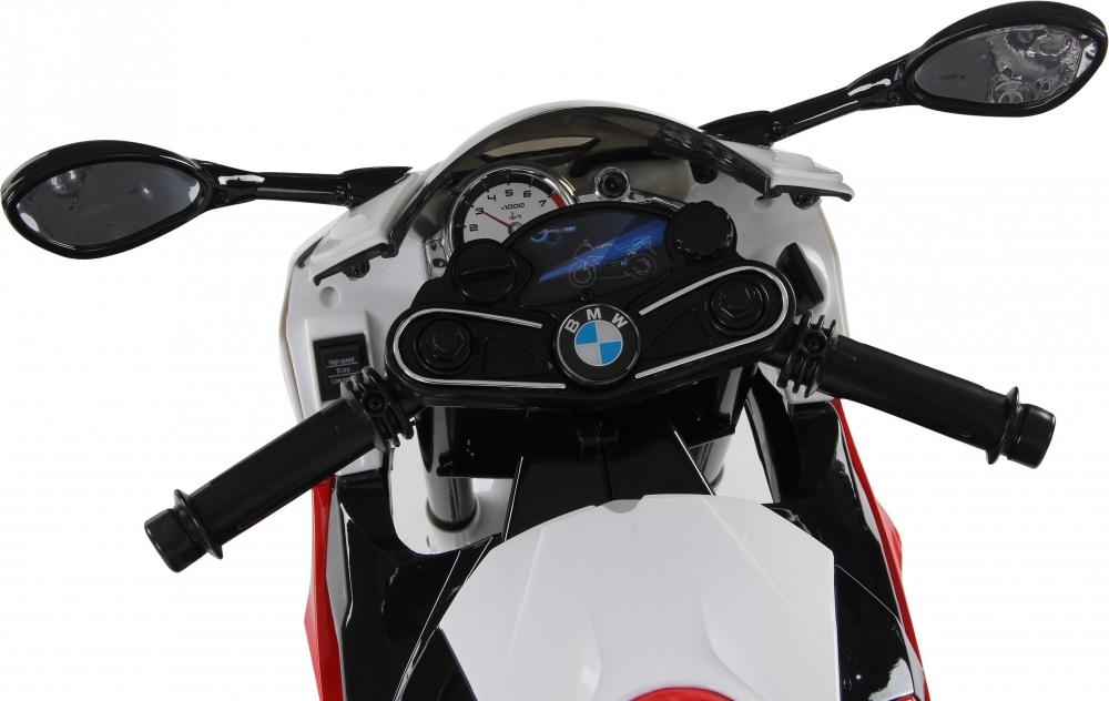 Motocicleta electrica BMW S1000RR 12V Rosie - 2