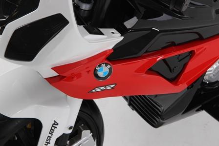 Motocicleta electrica BMW S1000RR 12V Rosie - 4