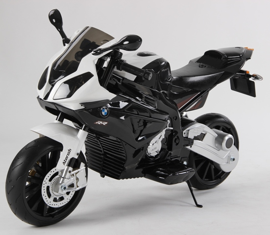 Motocicleta electrica BMW S1000RR 12V Neagra